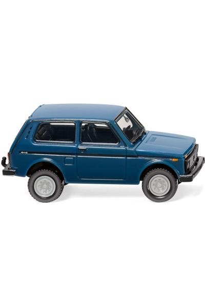 Wiking 020802 Автомобиль Lada Niva 1/87