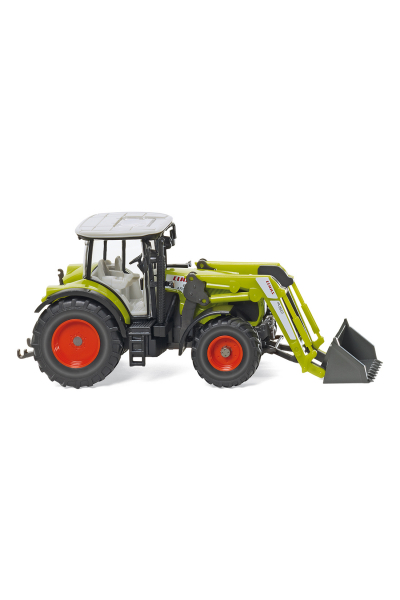 Wiking 036311 Трактор Claas Arion 630 mit Frontlad... 1/87