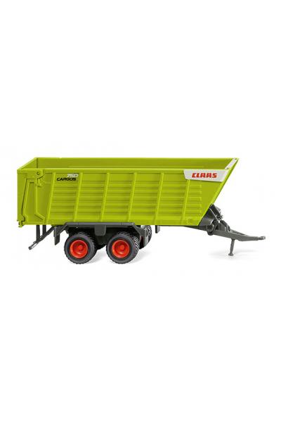 Wiking 038199 Прицеп Claas Cargos 750 Epoche VI 1/87