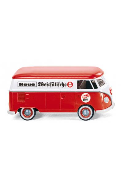 Wiking 079706 Автомобиль VW T1 Transporter 1/87