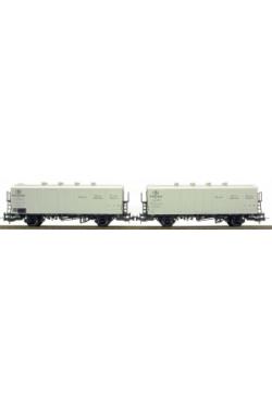 LSM 32100 Набор вагонов Icefs SNCB Epoche III 1/87