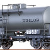 Brawa 67523 Вагон цистерна SCwf Ugilor SNCF Epoche III 1/160